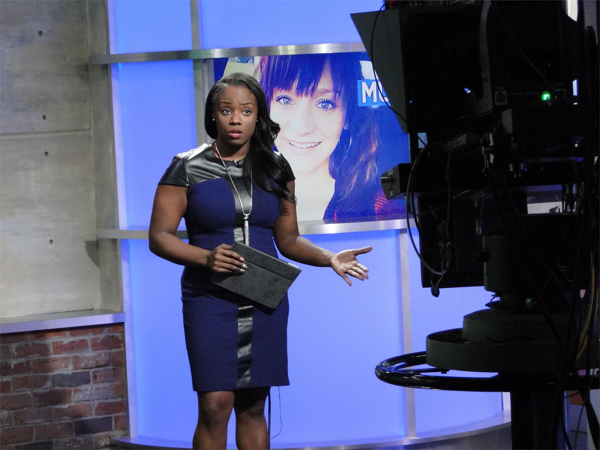 Tia Ewing, anchor
