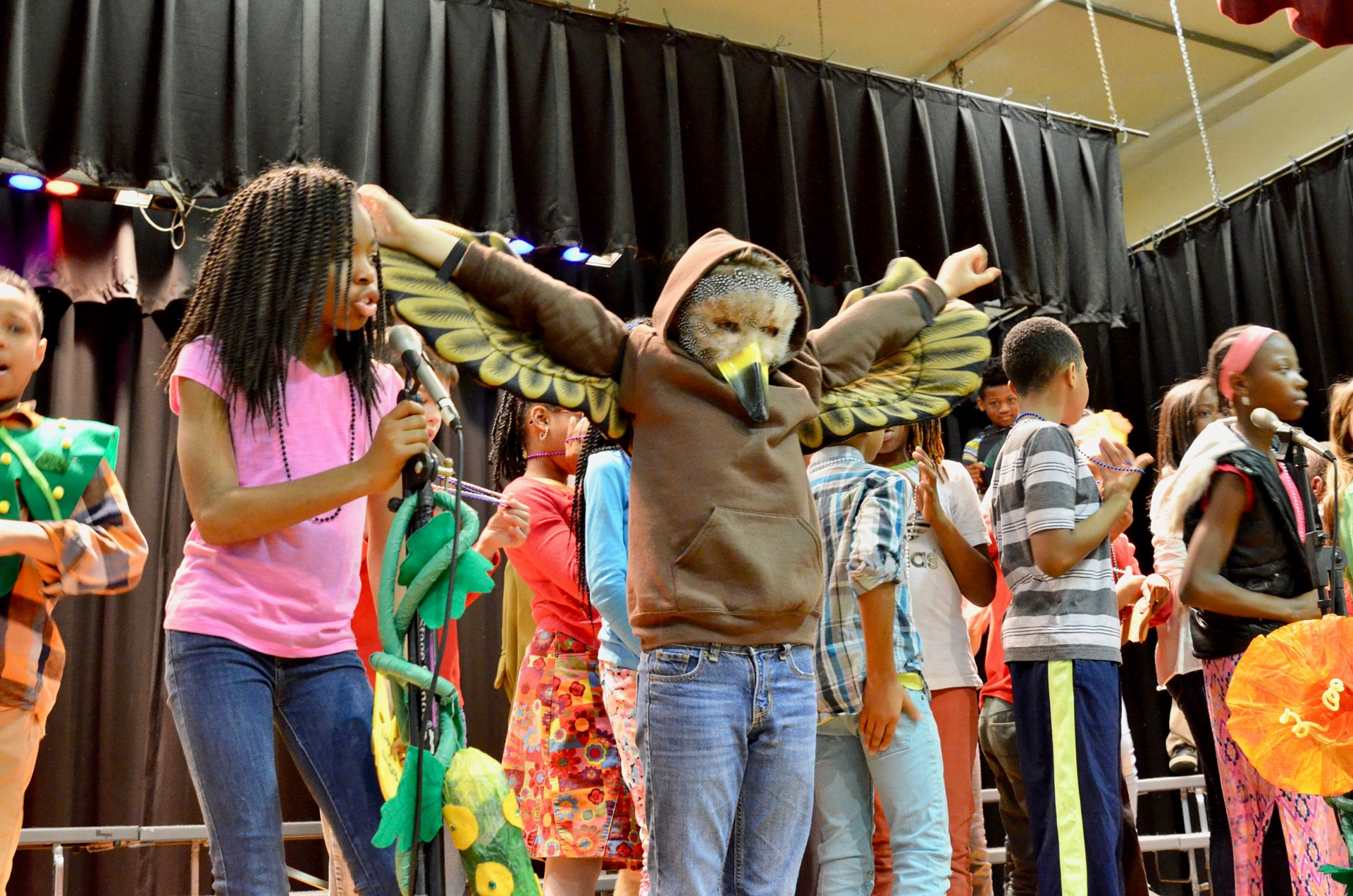 4th and 5th Graders Perform Brazilian Beats