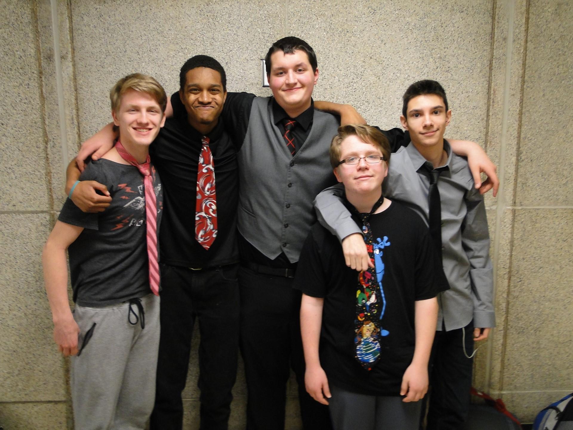 Tie Guys