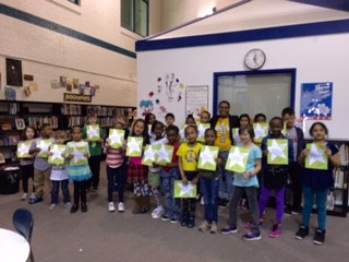Celebrating Students of the Month