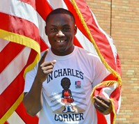 Charles Conwell Olympic Parade