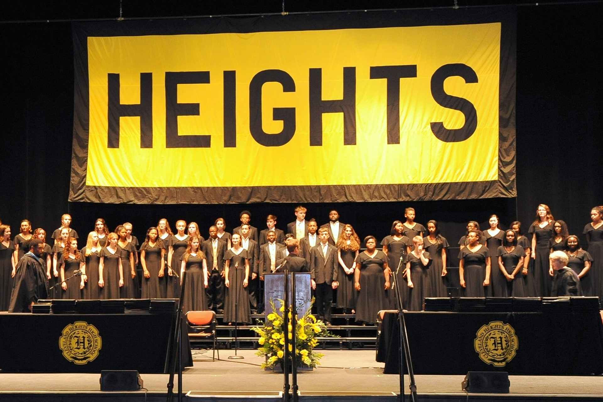 Heights High Commencement - June 6, 2016