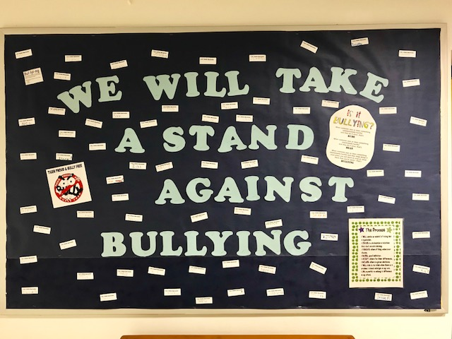 Noble Students Taking A Stand Against Bullying
