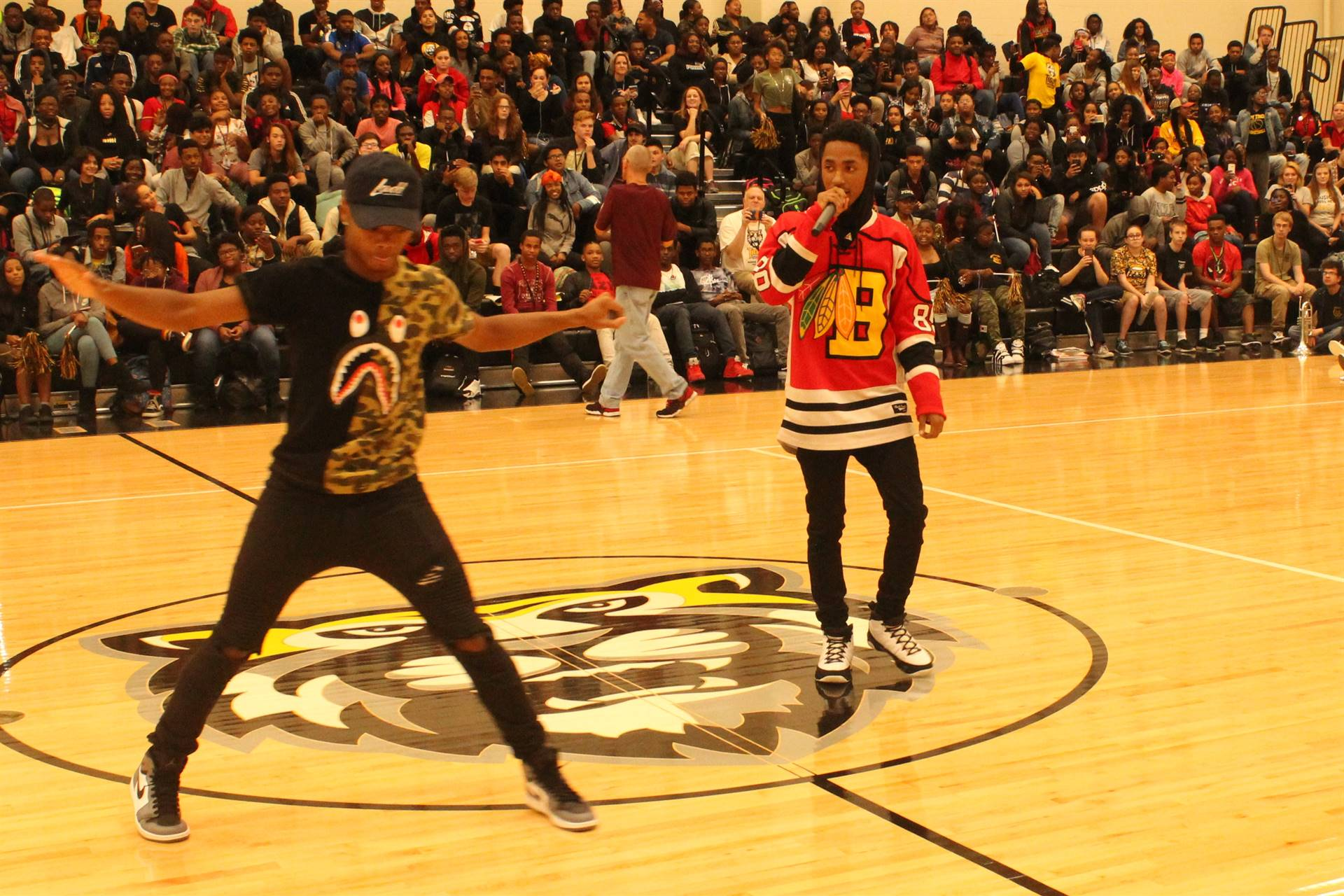 Dance off Competitors