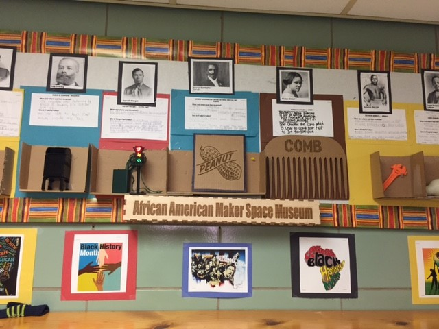 Black History Month Inventor Museum