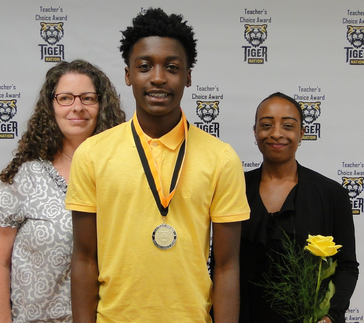 Christopher Sullen recognized by Ms. Ballou