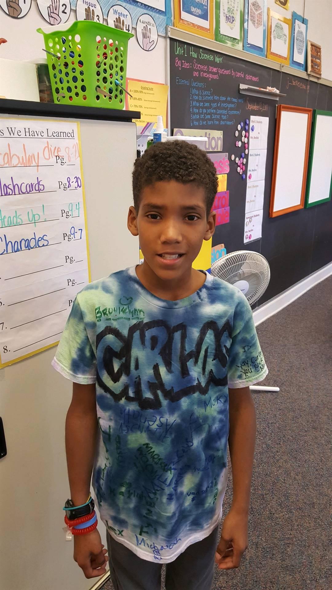 5th grade Star Student