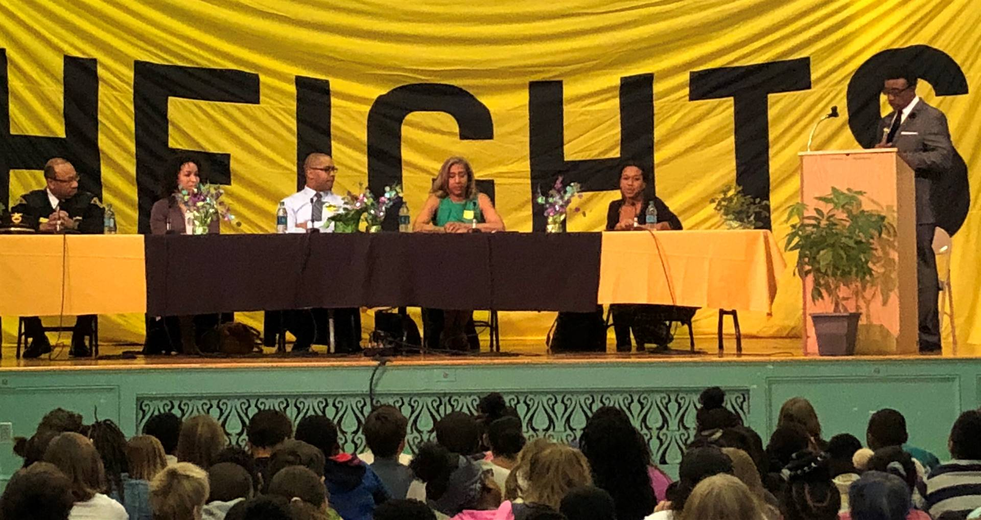 Black History Assembly Success Forum