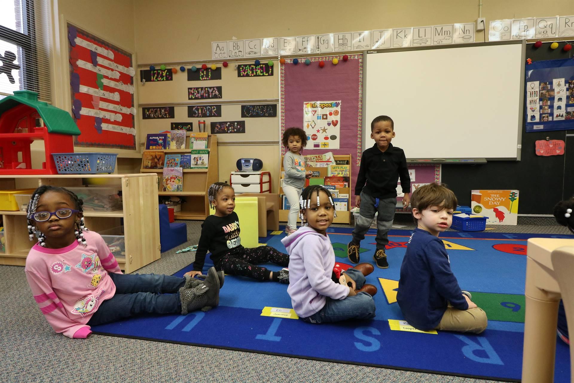 classroom play