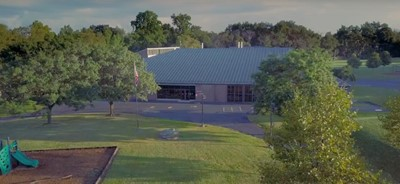 Boulevard Elementary School aerial
