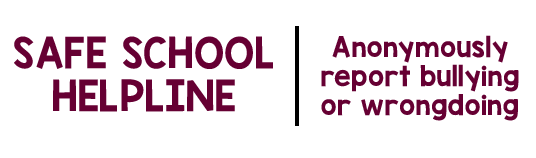 Safe School Helpline